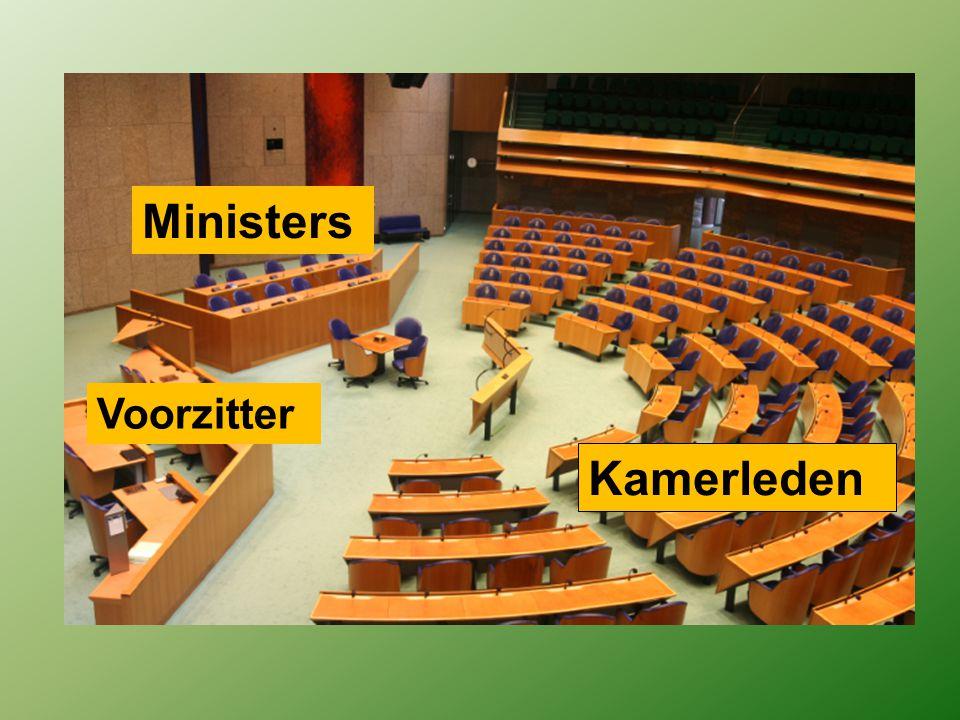 Ministers Voorzitter Kamerleden