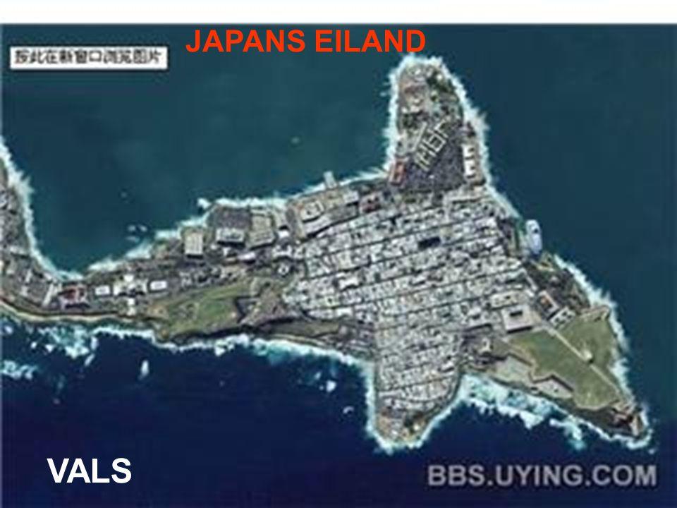 JAPANS EILAND VALS