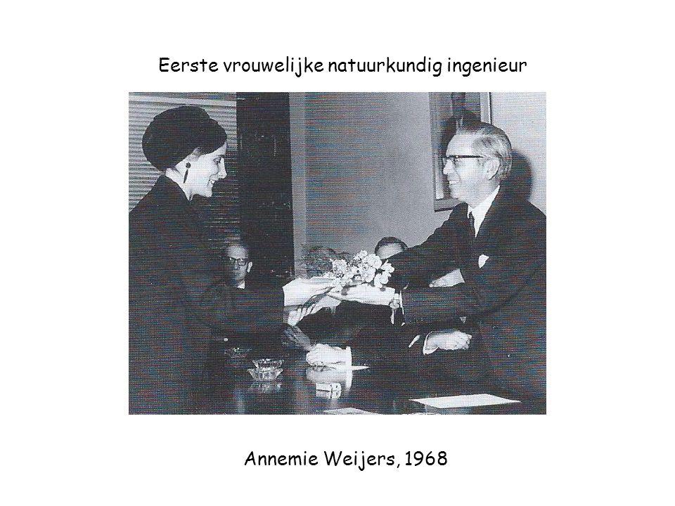 Eerste vrouwelijke natuurkundig ingenieur