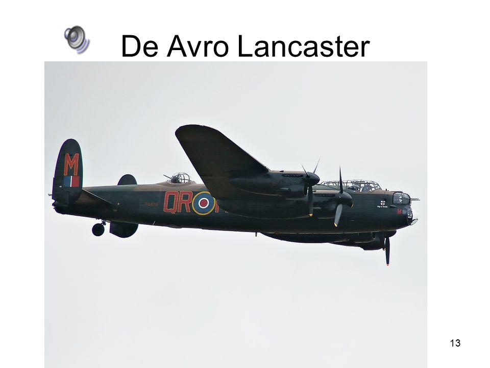 De Avro Lancaster
