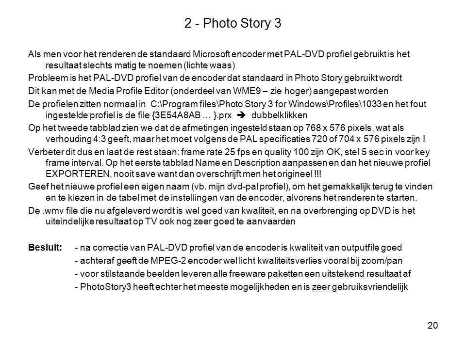 2 - Photo Story 3