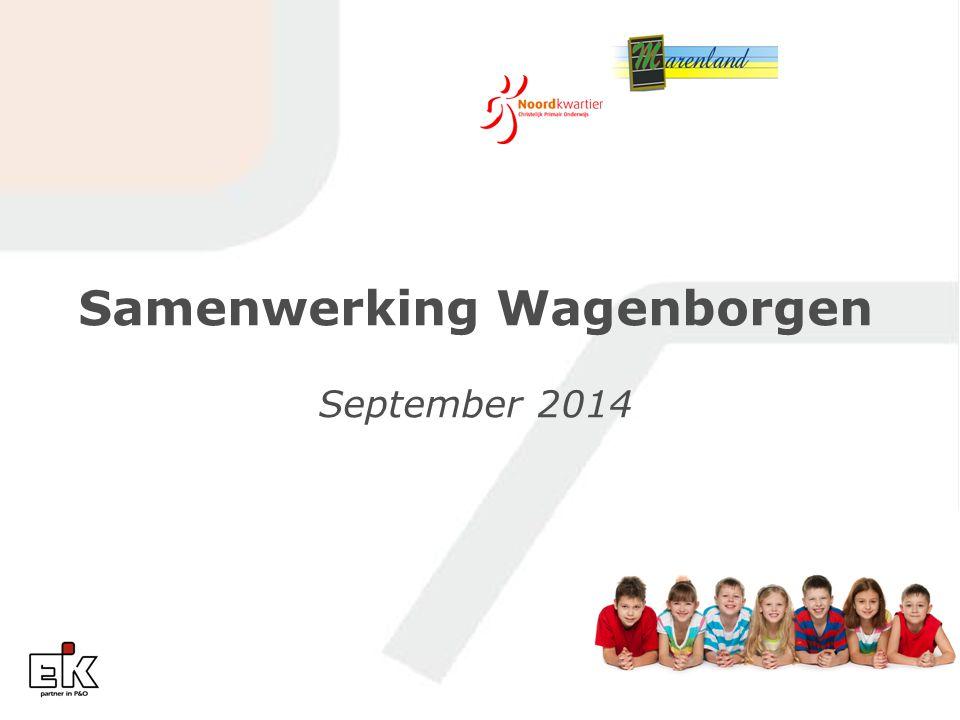 Samenwerking Wagenborgen September 2014