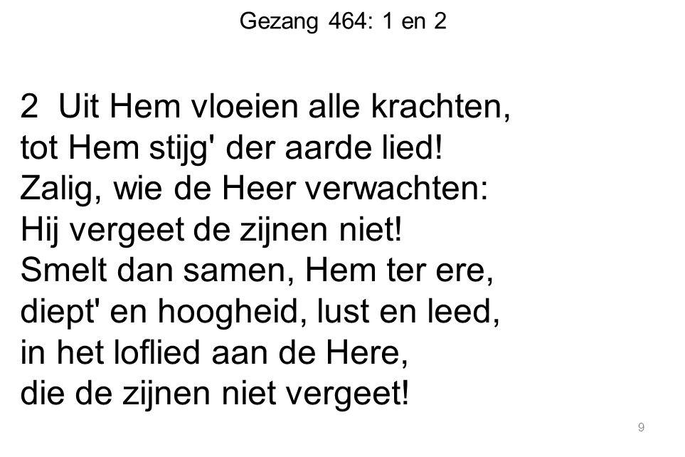 Gezang 464: 1 en 2