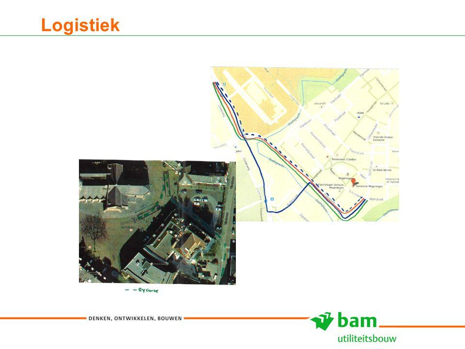 Logistiek <Wijzig de datum met beeld\kop en voettekst>