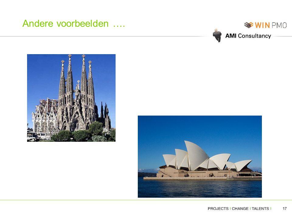 Andere voorbeelden …. La Sagrada Familia: The first stone in 1882.