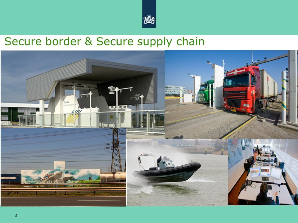 Secure border & Secure supply chain