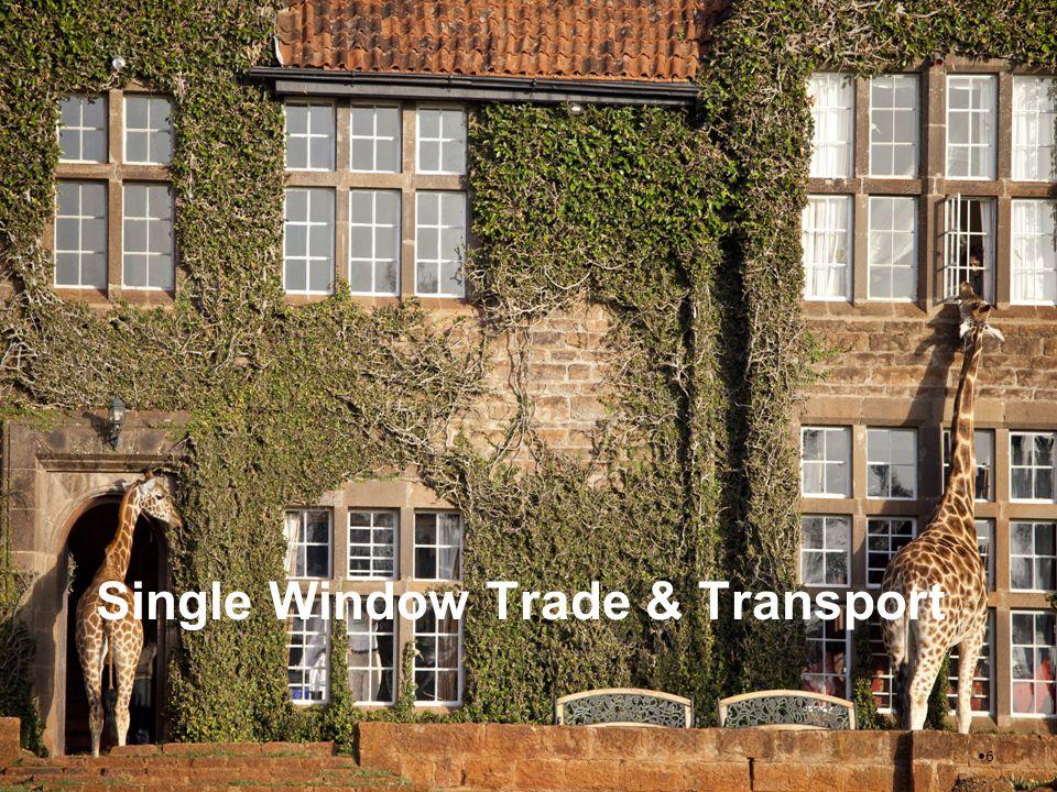 Single Window Trade & Transport