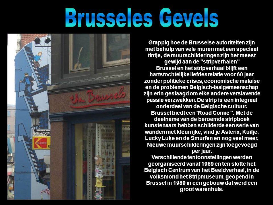 Brusseles Gevels
