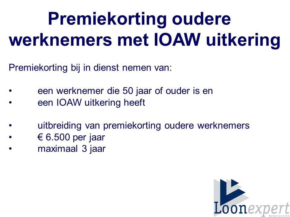welke uitkeringen zijn er in nederland