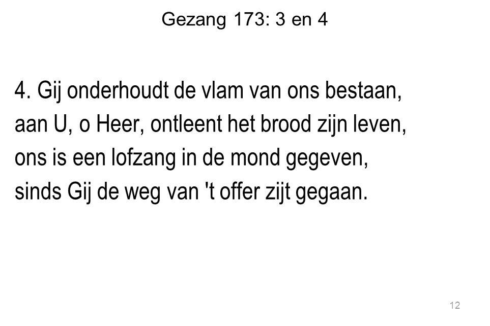 Gezang 173: 3 en 4