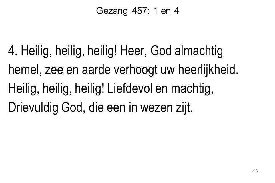 Gezang 457: 1 en 4