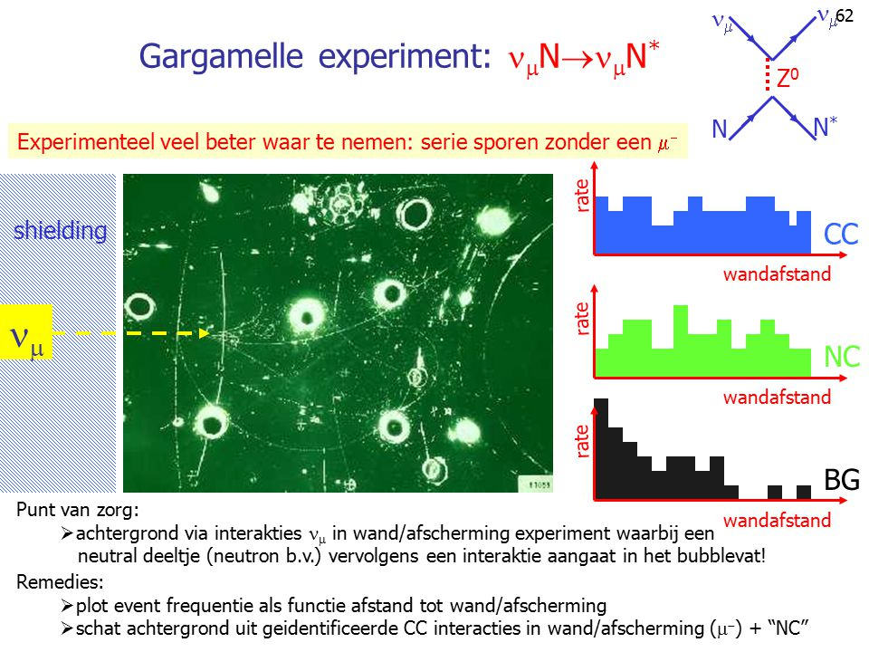Gargamelle experiment: NN*