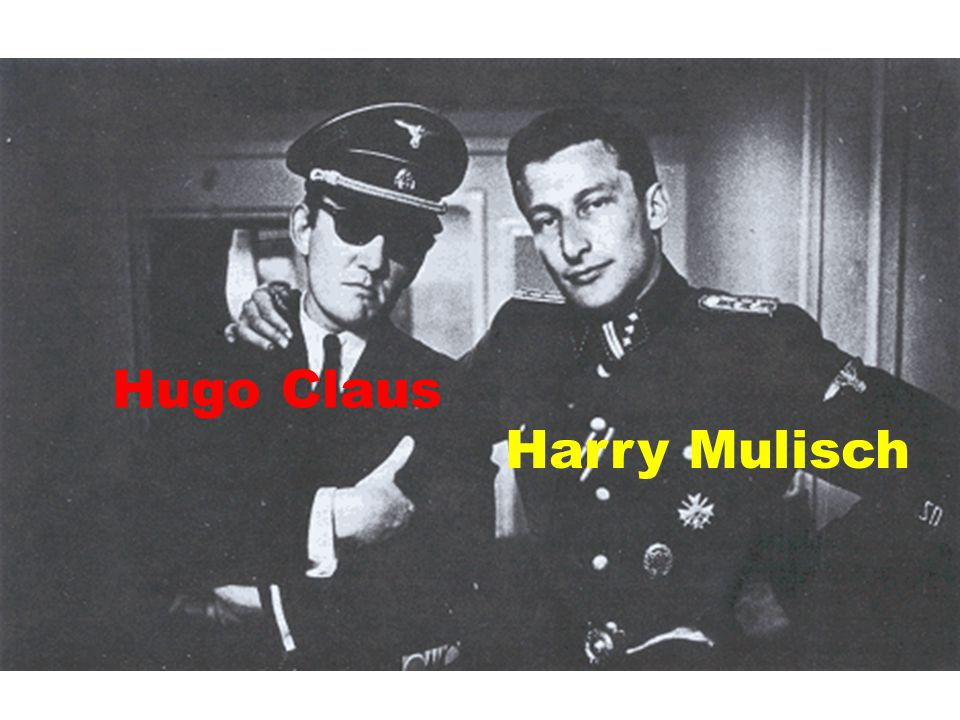 Hugo Claus Harry Mulisch
