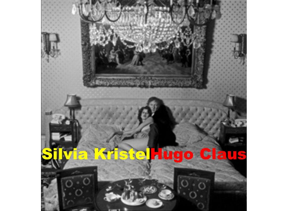 Silvia Kristel Hugo Claus