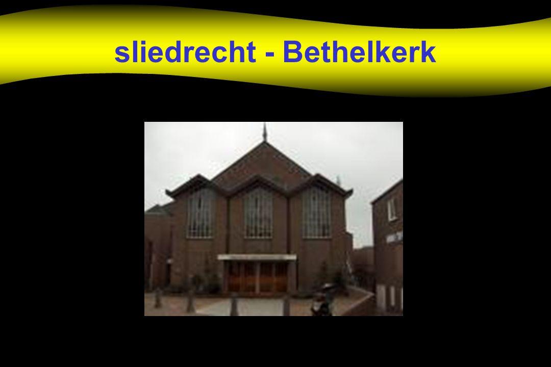 sliedrecht - Bethelkerk
