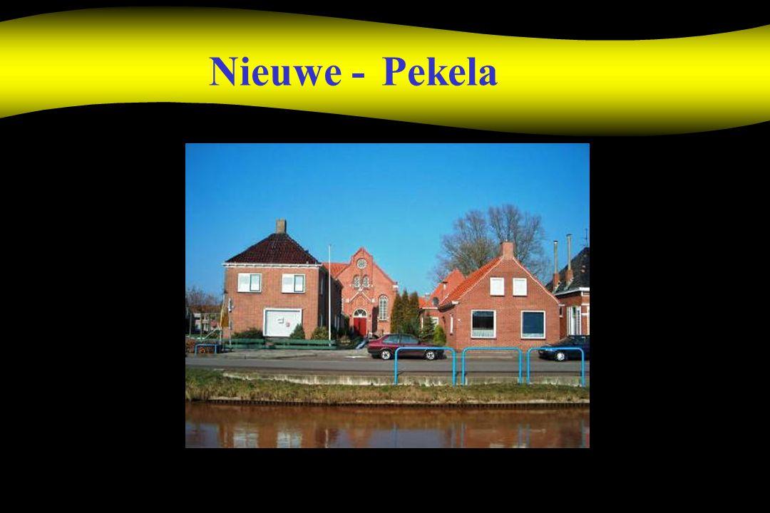 Nieuwe - Pekela