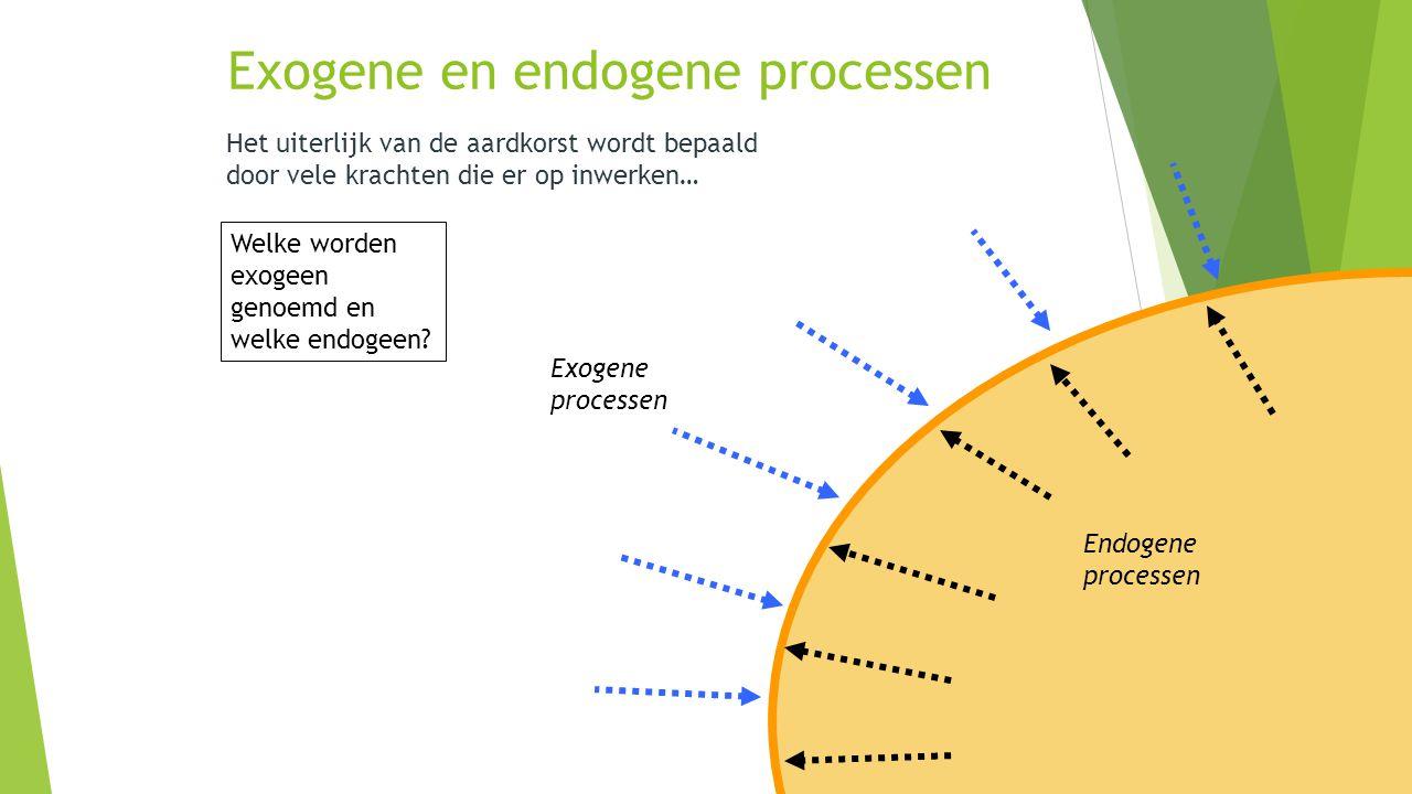 Exogene en endogene processen