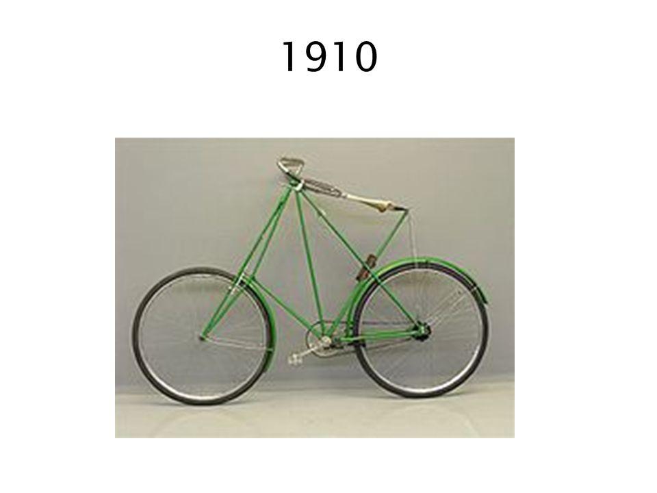 1910 Fiets in 1910
