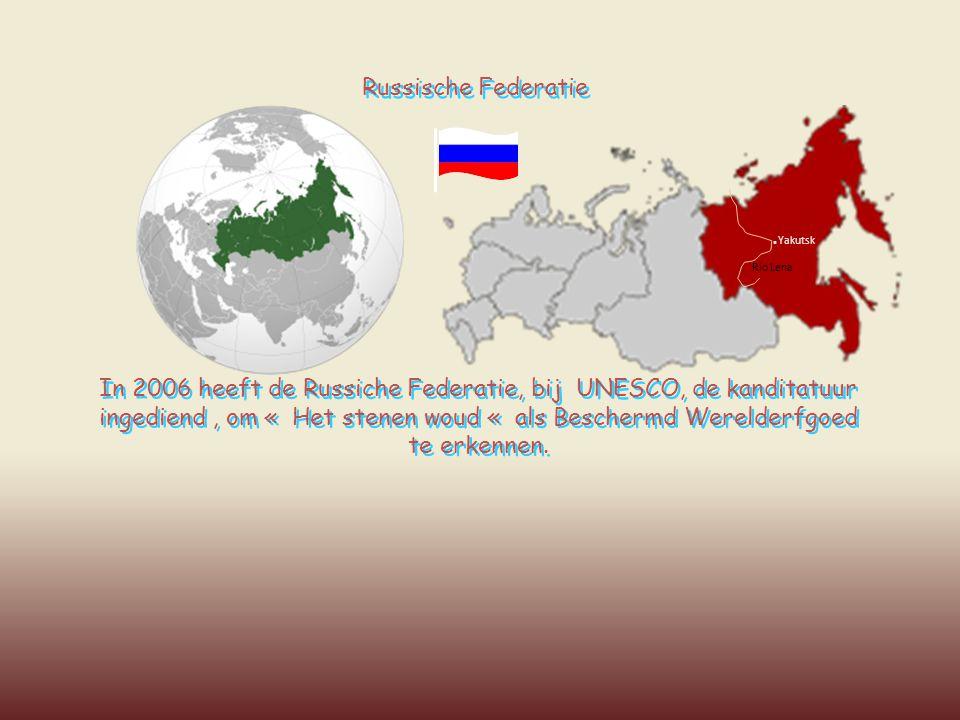 Russische Federatie .Yakutsk