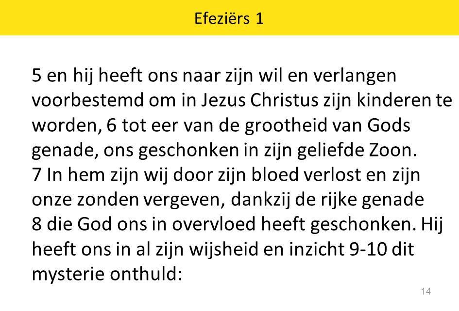 Efeziërs 1