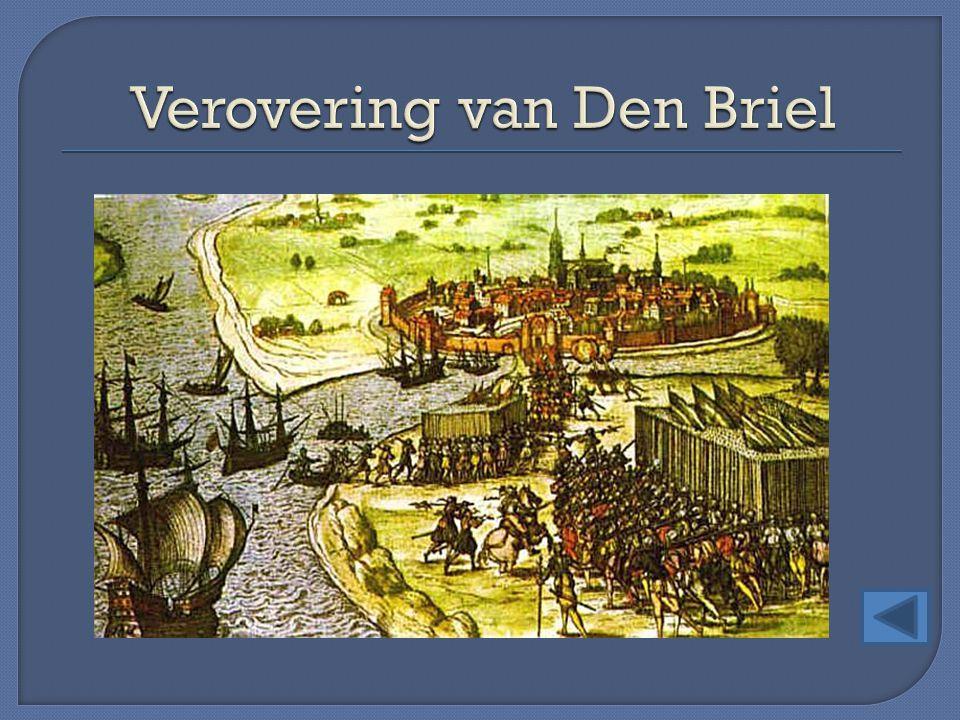 Verovering van Den Briel