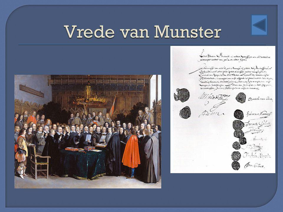 Vrede van Munster