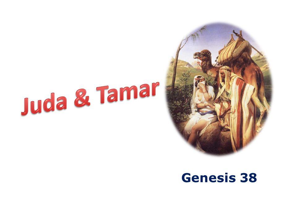 Juda & Tamar Genesis 38