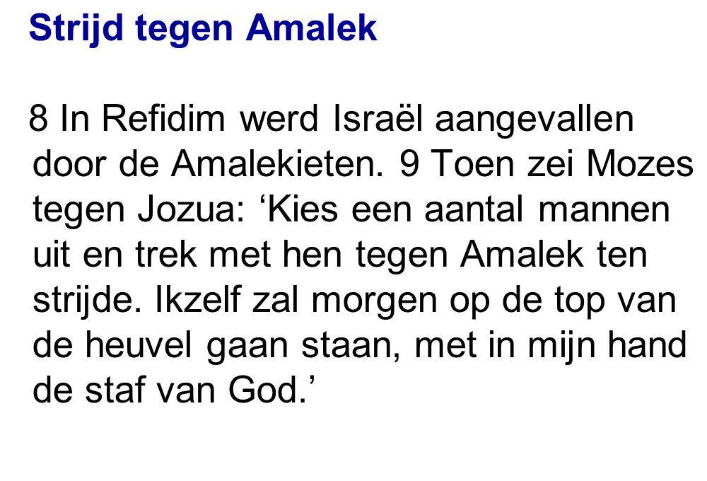 Strijd tegen Amalek