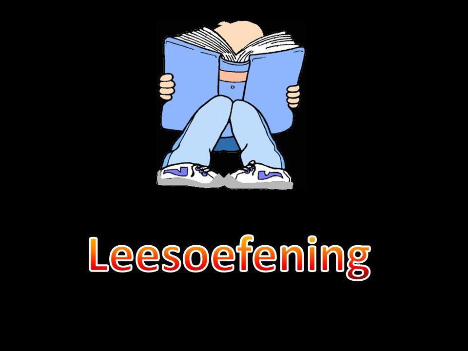 Leesoefening