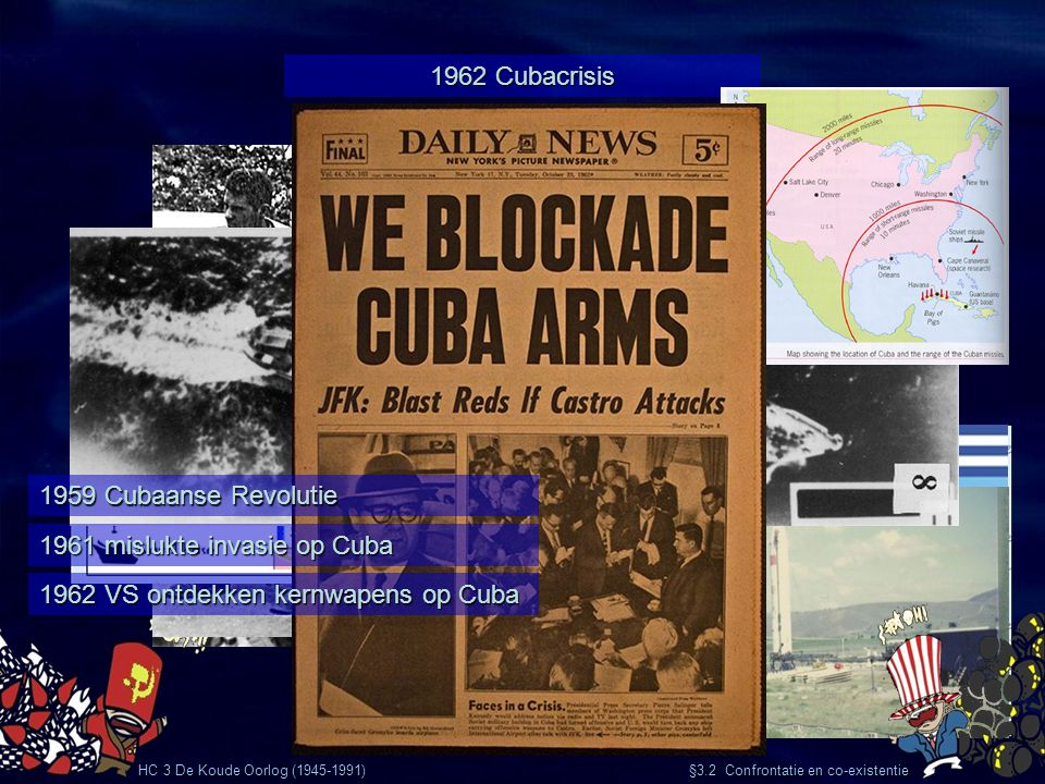 1961 mislukte invasie op Cuba