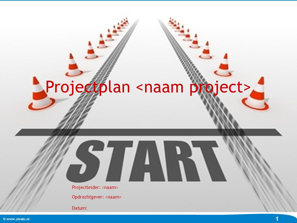 Projectplan Naam Project  Ppt Download