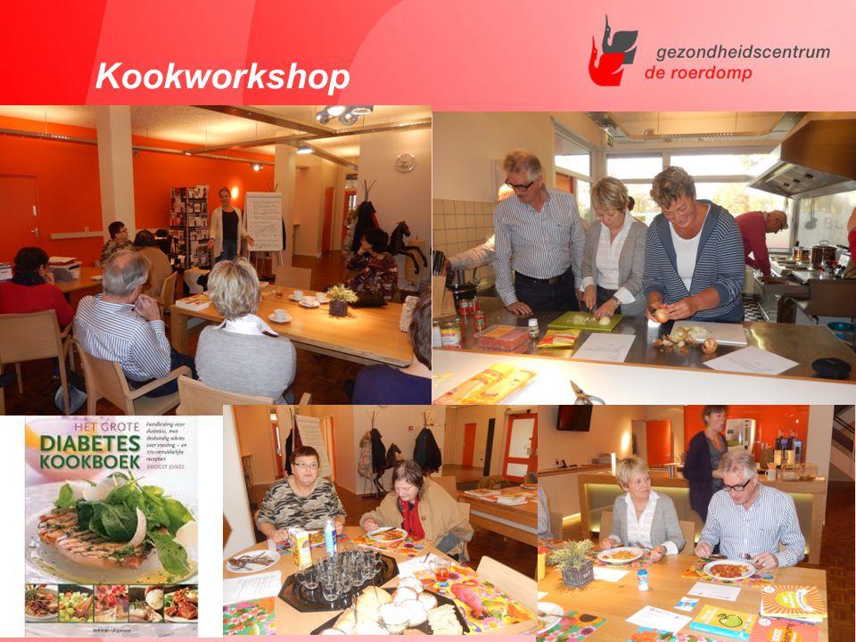 Kookworkshop