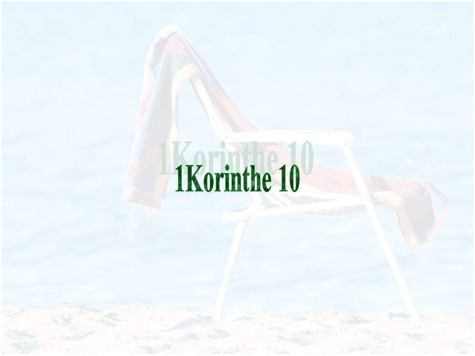 1Korinthe 10