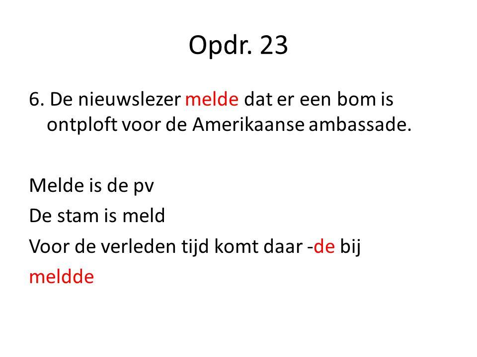 Opdr. 23