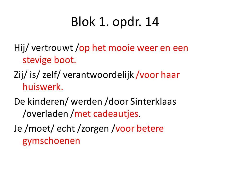 Blok 1. opdr. 14