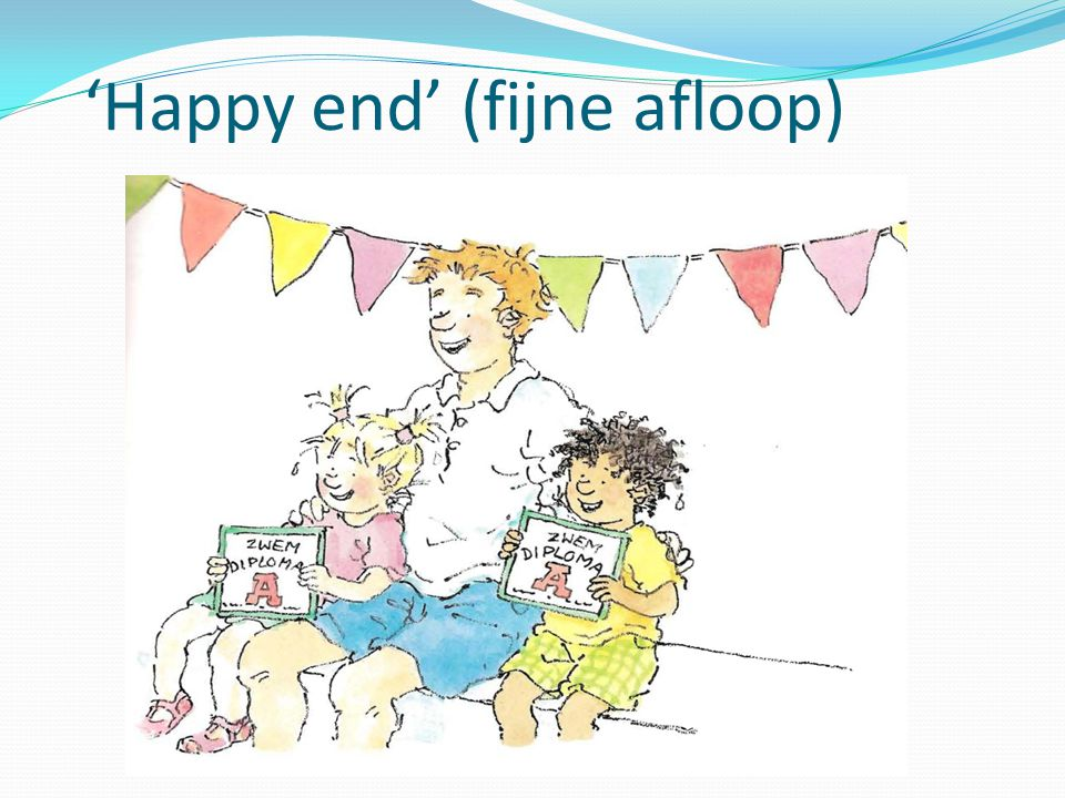 'Happy end' (fijne afloop)