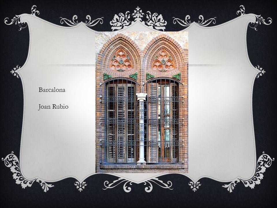 Barcalona Joan Rubio