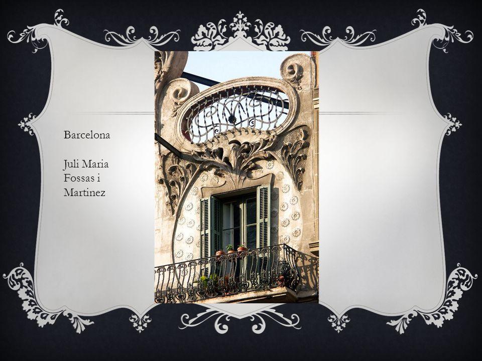 Barcelona Juli Maria Fossas i Martinez
