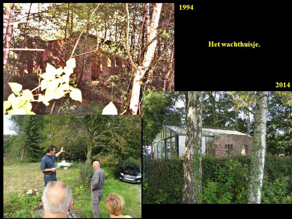 1994 Het wachthuisje. 2014