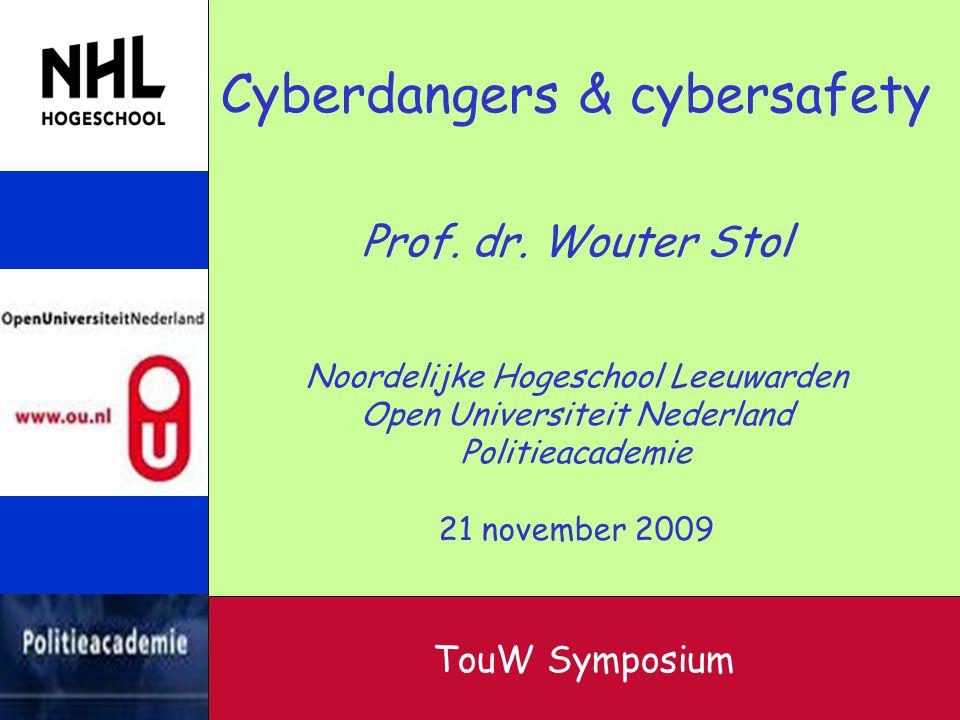 Cyberdangers & cybersafety