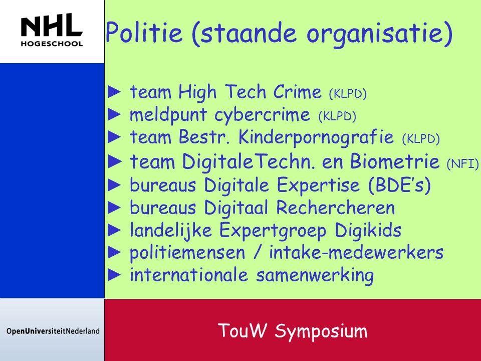 Politie (staande organisatie)