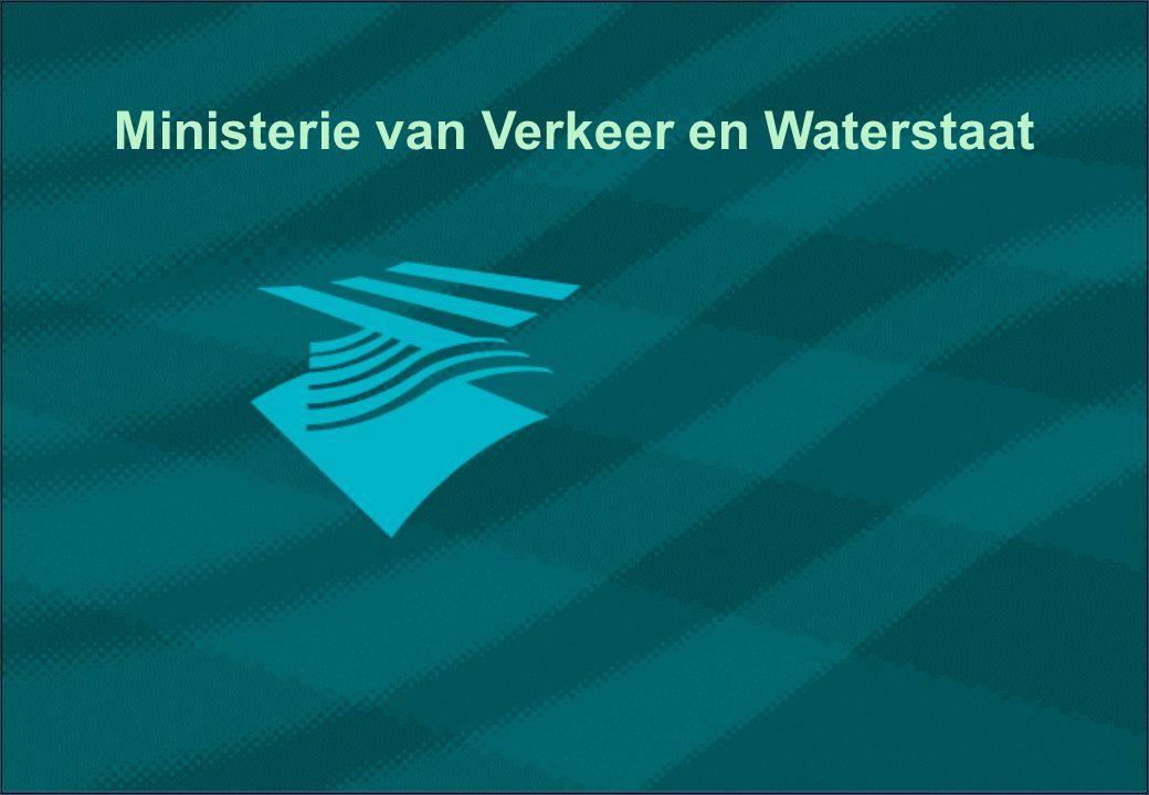 Ministerie van Verkeer en Waterstaat
