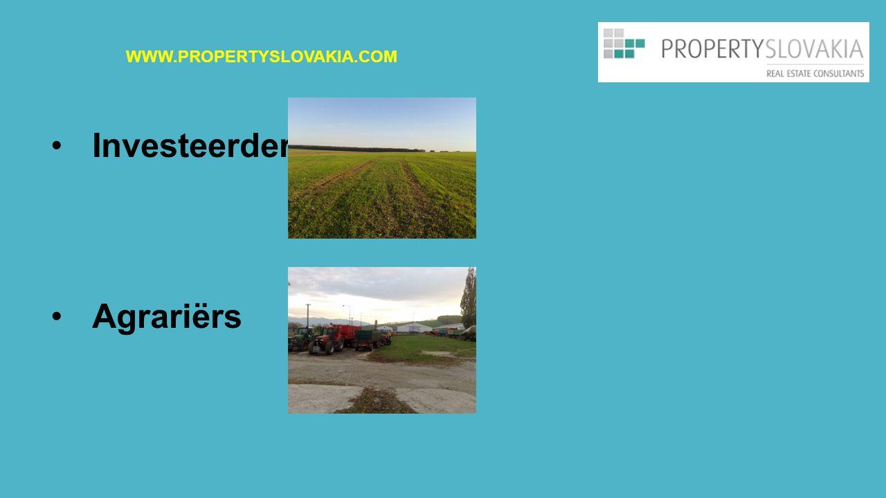Investeerders Agrariërs