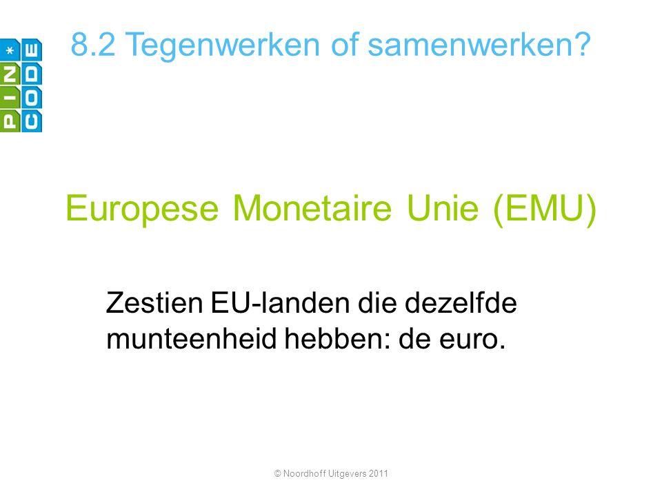 Europese Monetaire Unie (EMU)