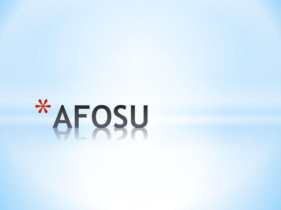 AFOSU