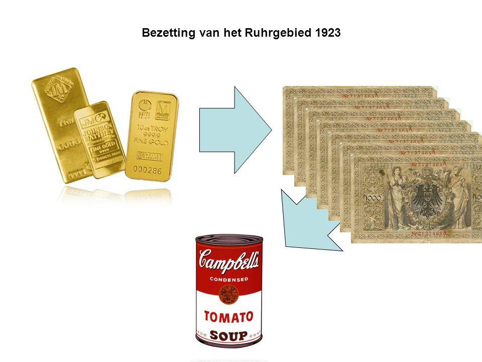Bezetting van het Ruhrgebied 1923