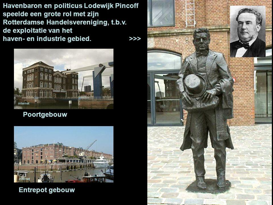 Havenbaron en politicus Lodewijk Pincoff
