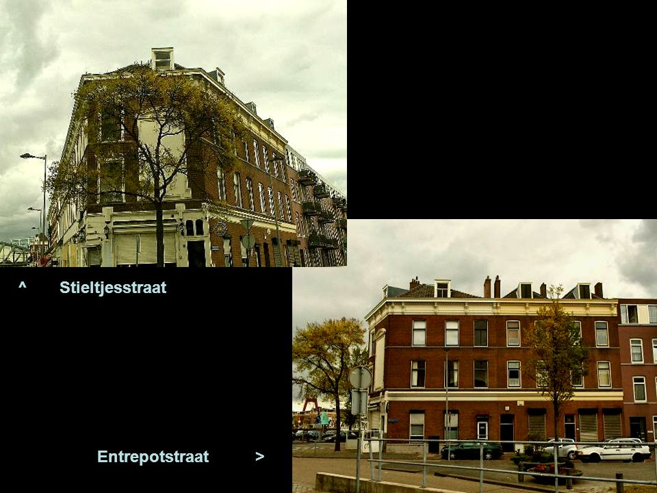 ^ Stieltjesstraat Entrepotstraat >