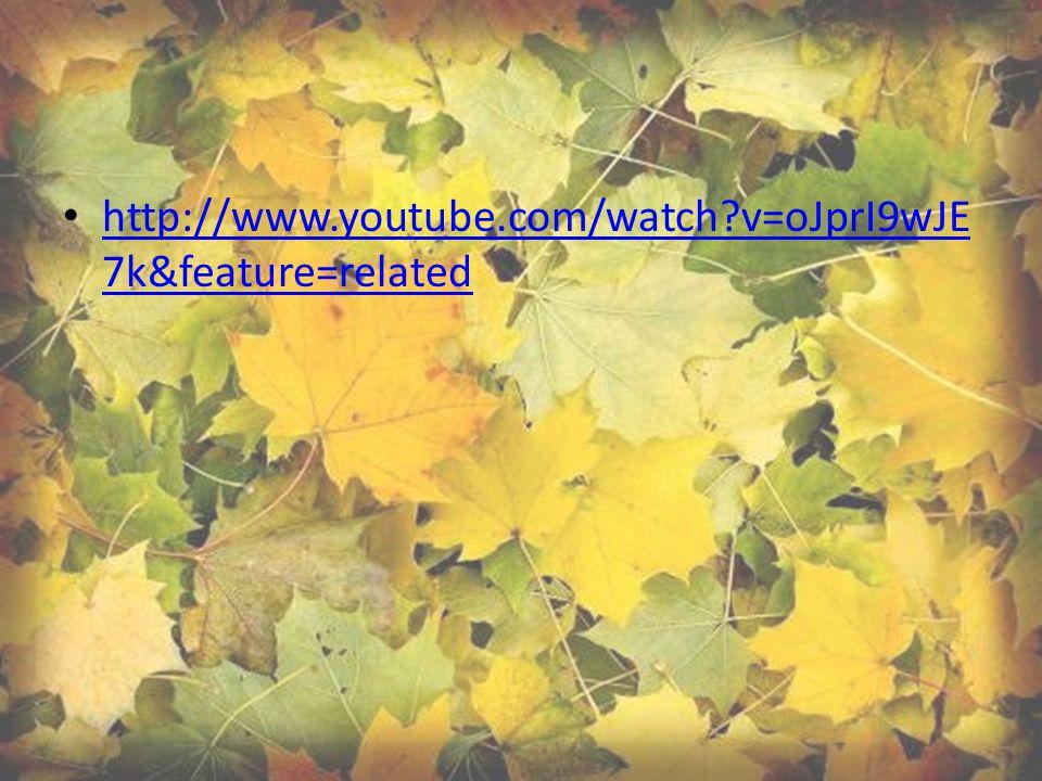 http://www.youtube.com/watch v=oJprI9wJE7k&feature=related