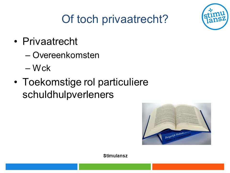 Of toch privaatrecht Privaatrecht